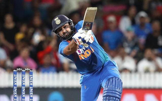 Rohit Sharma overshadows Kane Williamson's heroics in a breathless encounter at Hamilton
