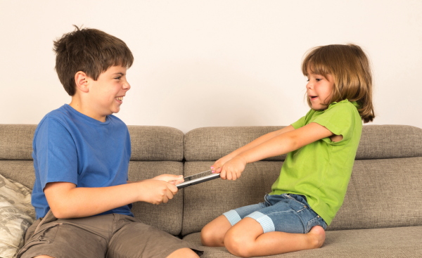 Nine Ways to Help Siblings Get Along Better