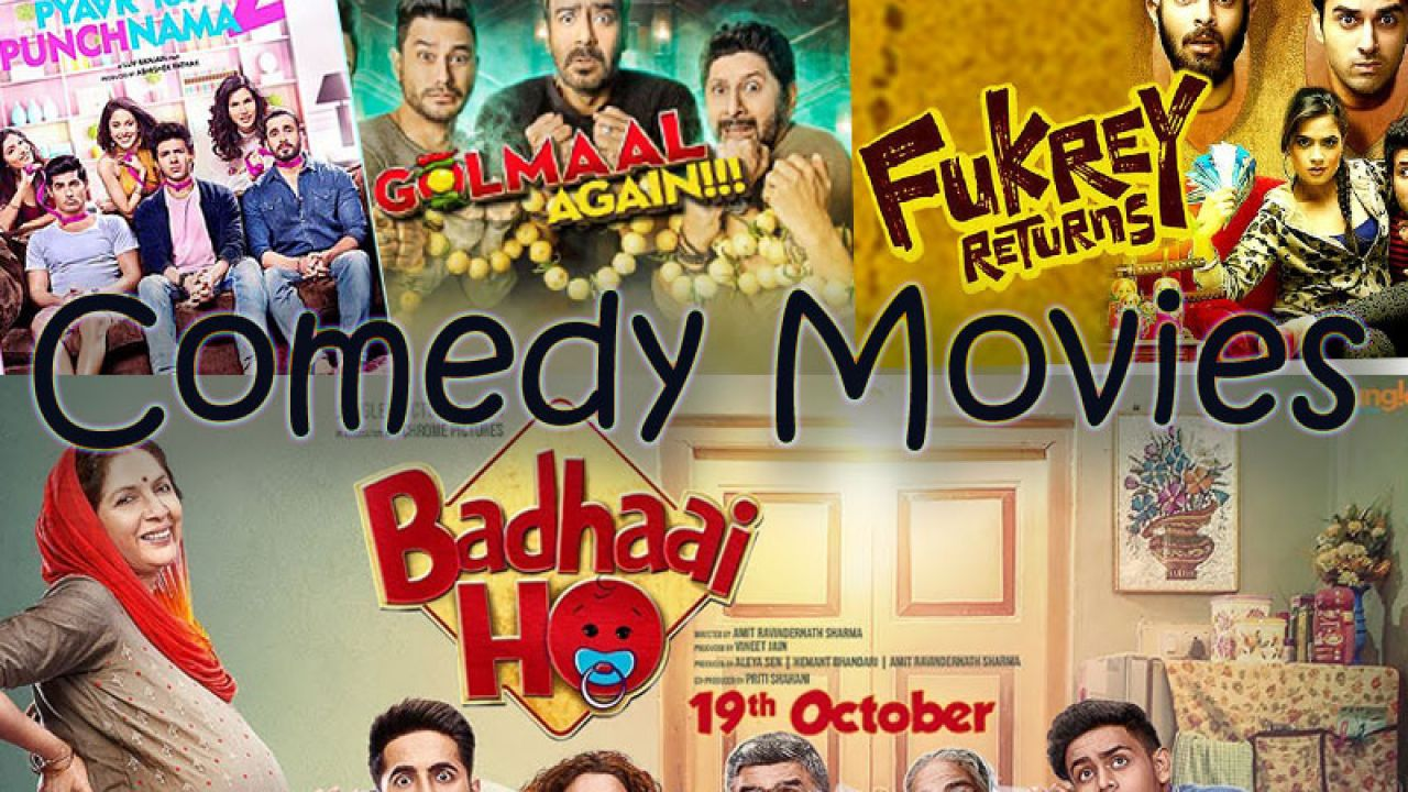 Seriously Funny: Bollywood comedies to watch in your lifetime