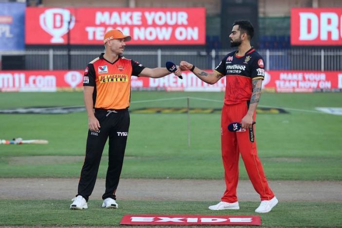 IPL 2020: Virat Kohli vs David Warner playoffs record