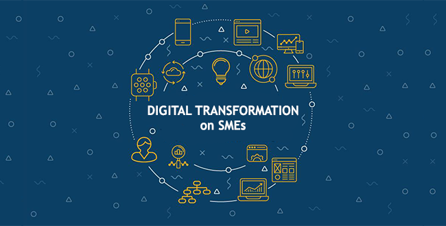 How Digital Transformation Helps Small & Medium-Sized Business